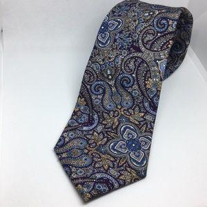 Jos. A Bank Necktie, Paisley